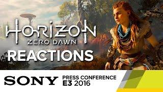 Horizon Zero Dawn: Are We Impressed?  - E3 2016 GameSpot Post Show