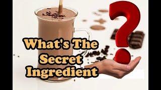 *Original Yoohoo Chocolate Drink | Secret Ingredient