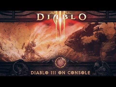 Diablo 3 - Konsolen-Trailer - PS3 / PS4 - Gameplay
