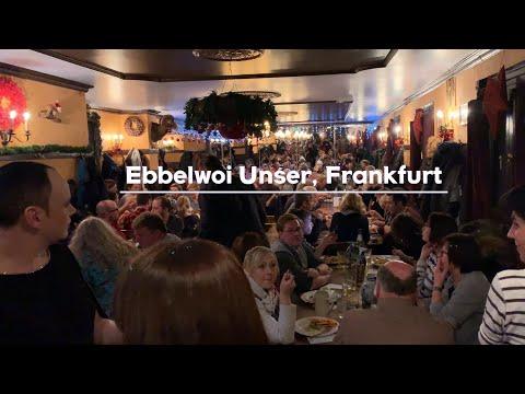 Frankfurt Ebbelwoi Unser Restaurant