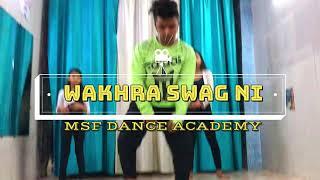 Gambar cover The wakhra swag ni dance video | navv inder, Lisa mishra, raja kumari | MSF Dance Academy | 1ONTrend