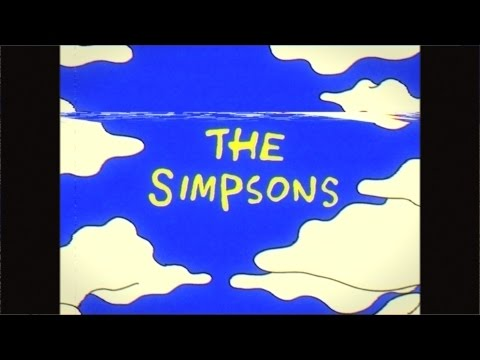 Insane Simpsons Intro tribute