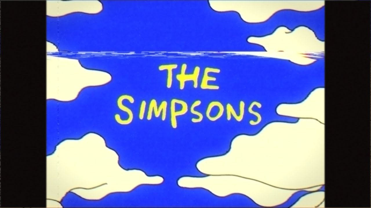 an introduction to the cartoon the simpsons