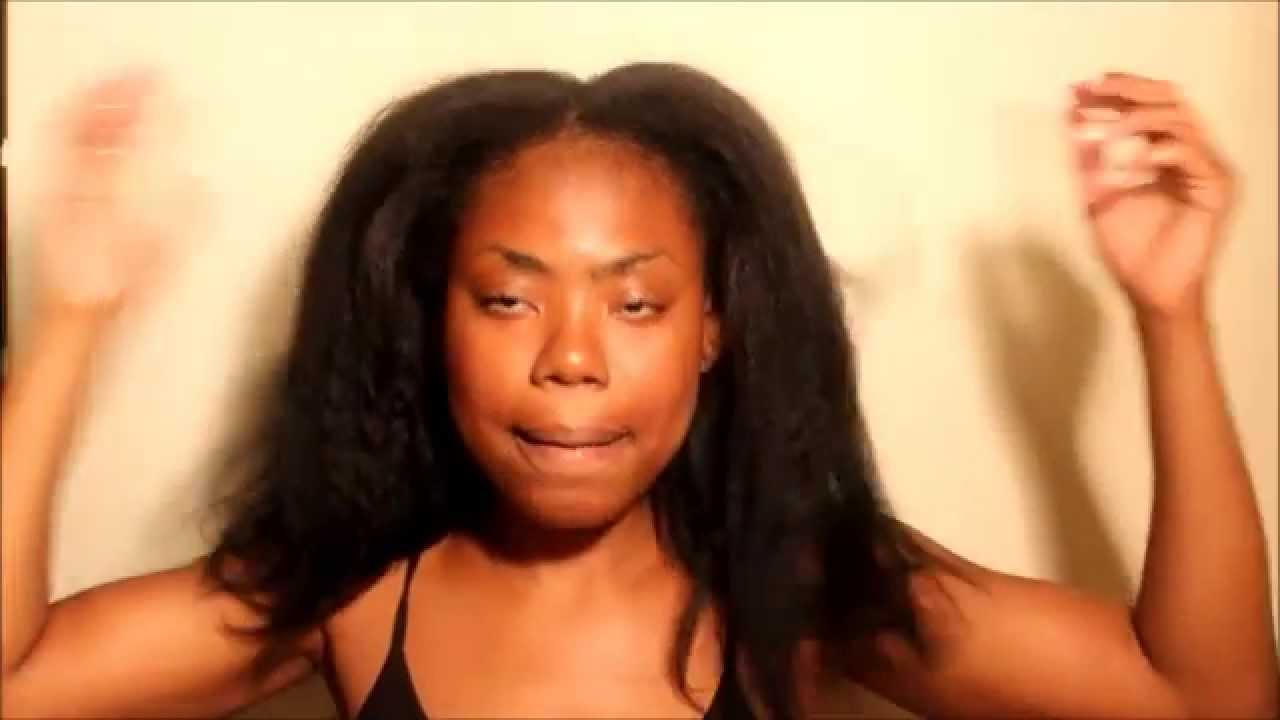 The Best Sew In Weave For 4c Hair Youtube