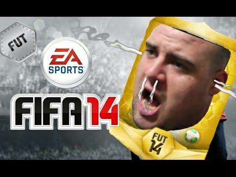 FIFA 14 ; ULTIMATE TEAM.   Reacciones Frustradas..Eude