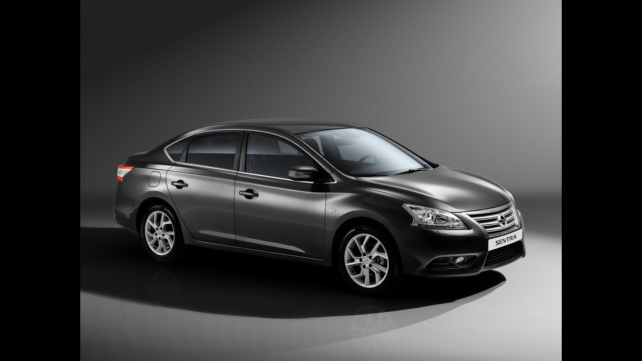 2015 Nissan Sentra Sedan Revealed In Moscow Russian Spec