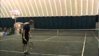Josh Malyon College Tennis Recruiting Video