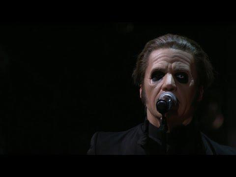 "Ghost, Candlemass, Vargas & Lagola framför Metallicas ""Enter Sandman"" - Polar music prize (TV4)"