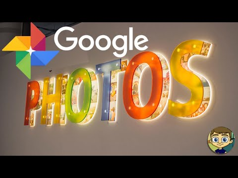 Google Photos Tutorial 2016