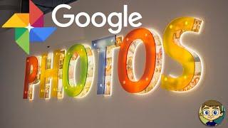 Google Photos Tutorial 2016