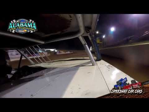 #30 Timmy Bosley - Road Warrior - 9-21-19 East Alabama Motor Speedway - In-Car Camera