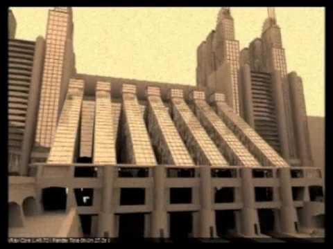 Sant 39 elia la stazione il futurismo in architettura youtube for Architetto sant elia