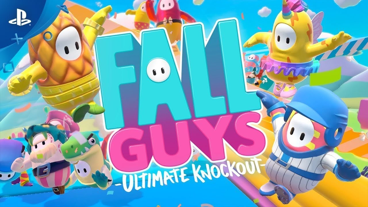 Fall Guys || Heros Gaming