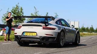 Porsche GT2 RS Compilation | Accelerations, Sounds, ...