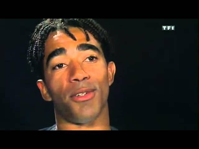 Patrice Loko sur T F 1 en mai 1995