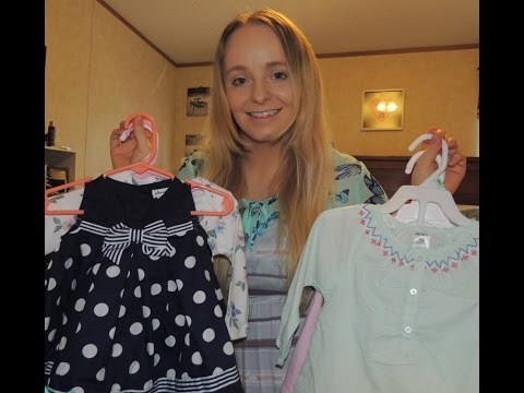 Collective Baby Girl Clothing Haul