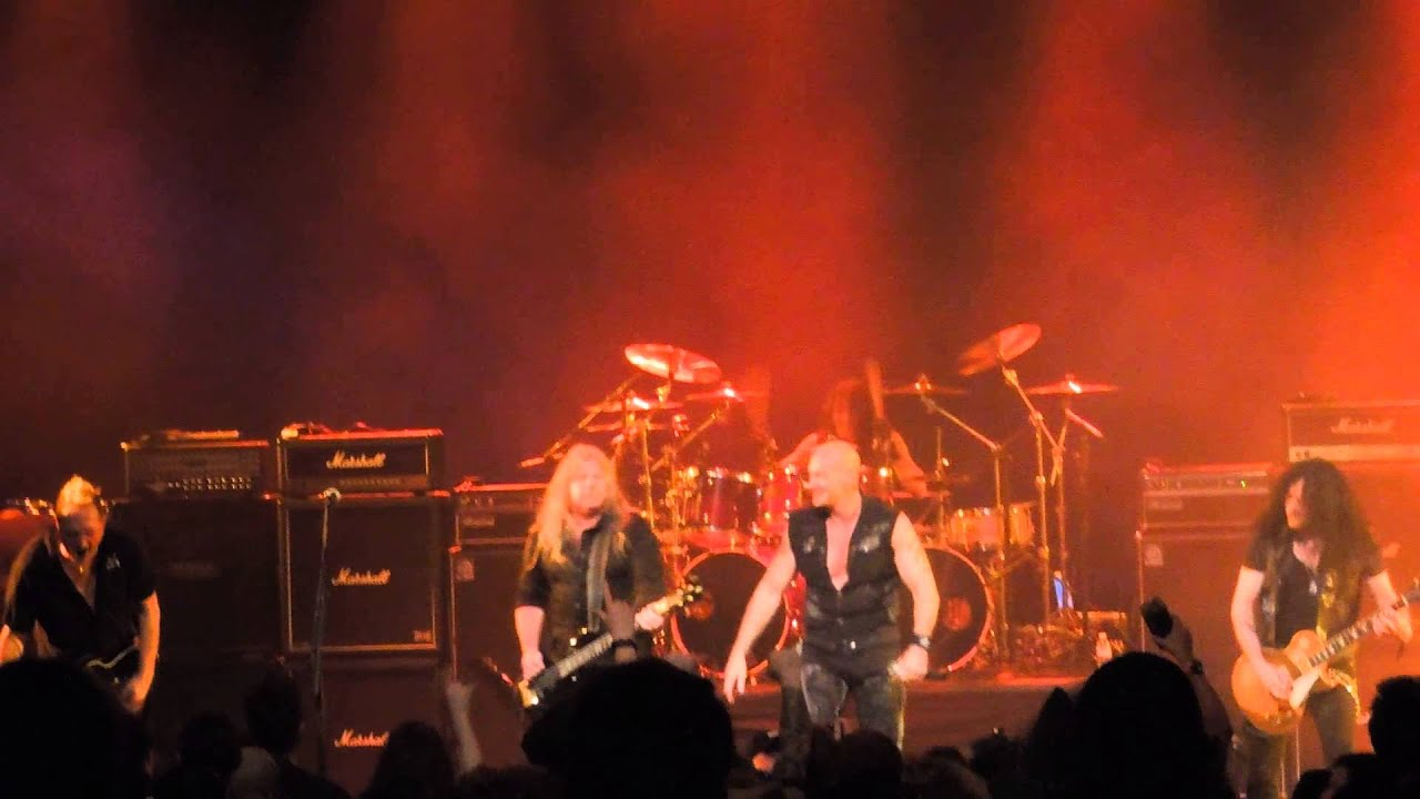 Primal Fear Chainbreaker Live 70000 Tons Of Metal 2015 Youtube
