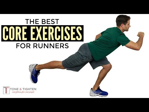5 Core Exercises Every Runner Needs To Be Doing