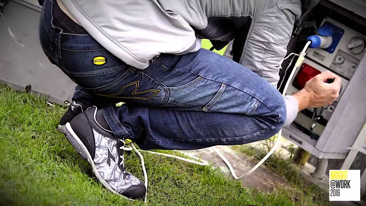 Acquisto jeans diadora utility
