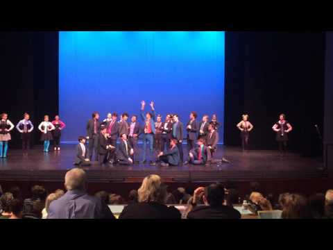 Marin School of the Preforming Arts - How to Succeed in Busi