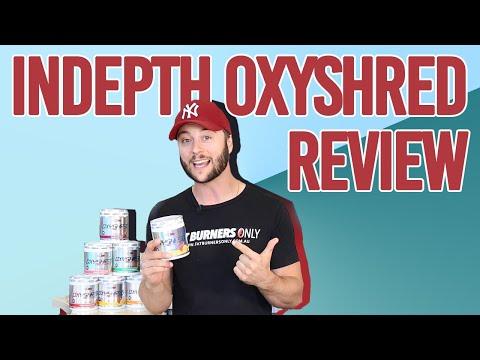 InDepth Oxyshred Summary   Latest Oxyshred 2020  
