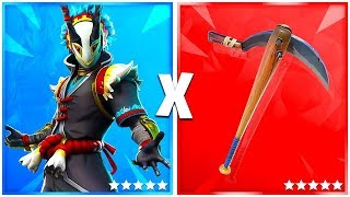 I NOTE YOUR BEST SKINS COMBO on FORTNITE!! #3🔥