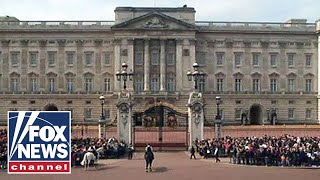 Buckingham Palace breaks silence after Harry, Meghan interview