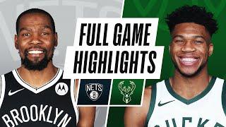 GAME RECAP: Bucks 117, Nets 114