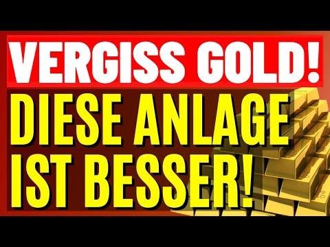 🔥 VERGISS GOLD - DIESER SACHWERT IST BESSER! 👉 IST DAS DIE PERFEKTE GOLD ALTERNATIVE?   SACHWERTE