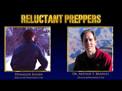 Are You Prepared for a North Korea Strike? (ENCORE) | Dr. Arthur T Bradley