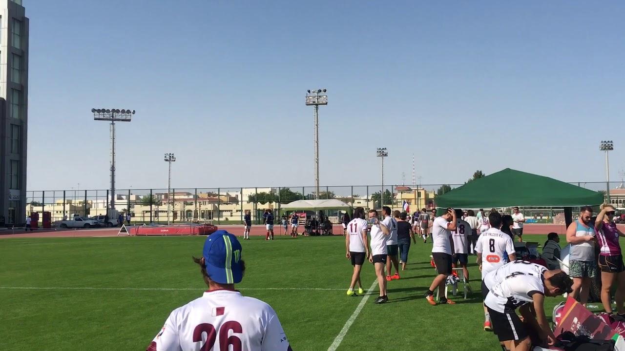 Qatar Rugby, QOC event - at Alsad stadium