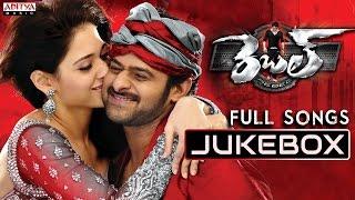 Rebel Telugu Movie Songs Jukebox || Prabhas, Tamanna, Deeksha Seth