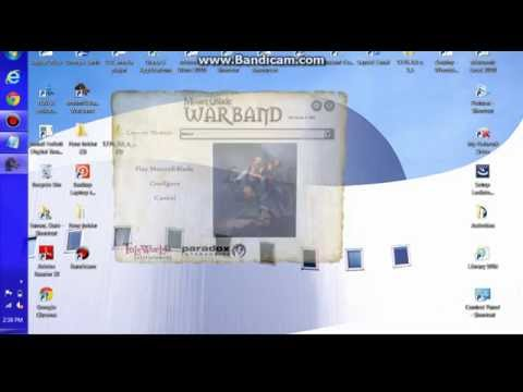 How To Fix GUI Widget Crash For Mount And Blade Mods