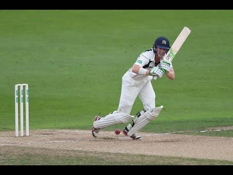 Gubbins resistance gives Middlesex advantage - Notts v Middx, Day Two