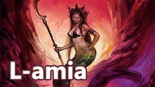 Lamia: The Half Woman Monster of Greek Mythology - Mythology Dictionary  #09 - See U in History