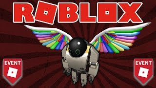 [EREIGNIS] Wie bekomme ich RAINBOW WINGS OF IMAGINATION - 7723 COMPANION - *ROBLOX*