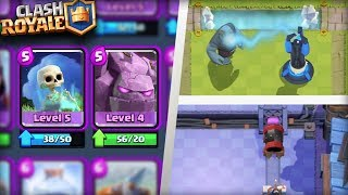 7 NEW CARDS & NEW GAME MODE! Clash Royale Update Ideas! New 2018 Card Ideas! (Havoc Gaming)
