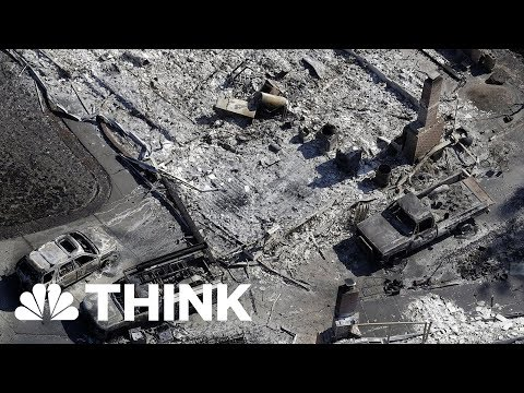 How Lax Urban Planning Led To Devastation In Houston And California | Think | NBC News