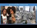 VLOG | Weekend Trip to Philadelphia w/ My Girlfriend!