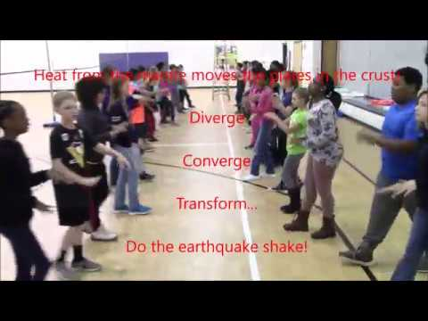 Image result for the plate tectonic dance