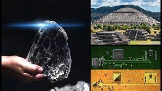 Descubren Material Eléctrico en las Pirámides de Teotihuacán