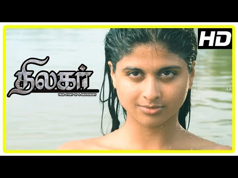 Thumbnail: Thilagar Movie Scenes | Poo Ram upset with Kishore's fame | Dhruvva falls for Mrudhula