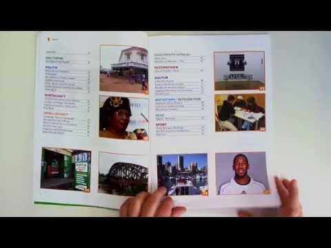 Africa Positive 45 2012 * Länder * Menschen * Politik * Wirtschaft * Kultur * Sport