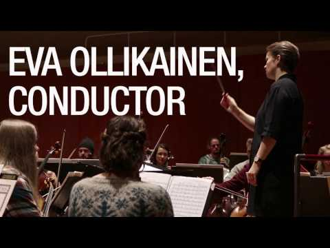 Eva Ollikainen conducts University of Gothenburg Symphony Orchestra