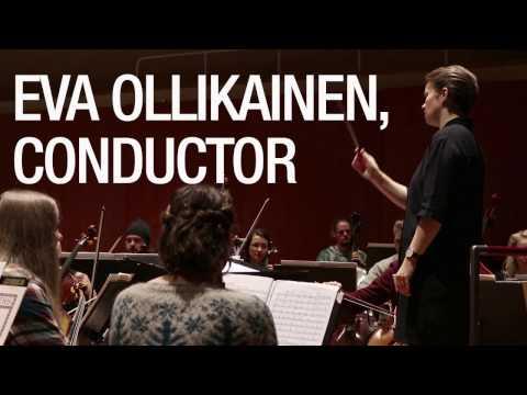 Eva Ollikainen conducts University of Gothenburg Symphony Orchestra