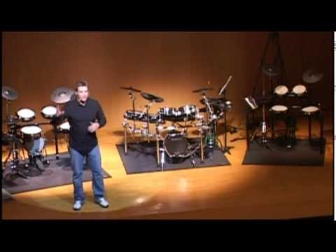 SuperNATURAL for V-Drums ― Concept of Harmonization ― Presented by Craig Blundell