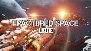 Fractured Space - Live