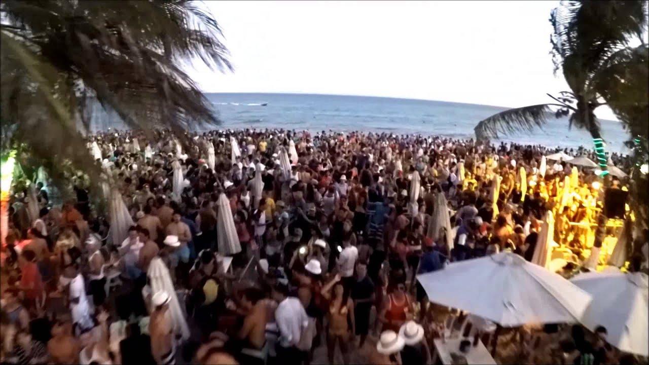 Marco Detroit - Beach Bar Playa El Yaque Isla de Margarita - YouTube