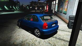 GTA 5 FiveM SARP | Pullin Up To Redline & Buying A Car