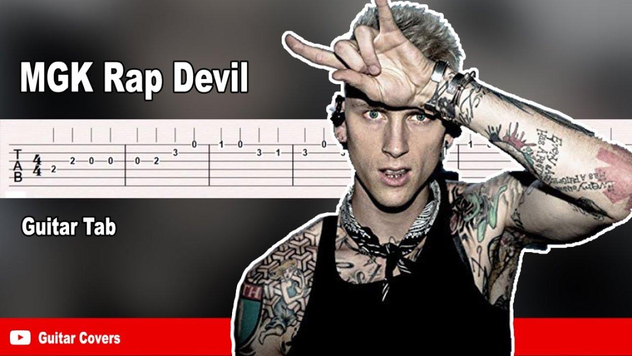 MGK Rap Devil Guitar Tutorial